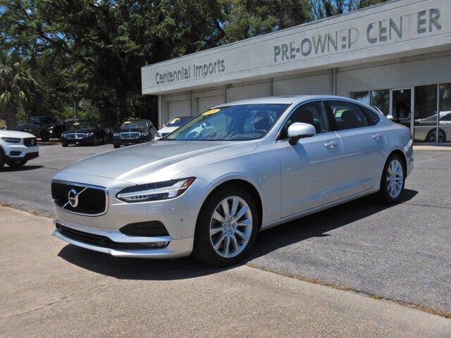 Featured Used 2018 Volvo S90 T6 AWD Momentum Sedan LVY992MK0JP023624 for sale in Pensacola, FL