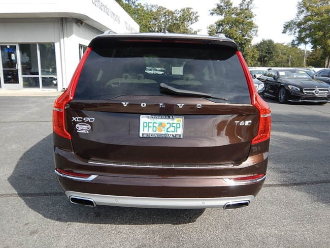 Used 2018 Volvo XC90 For Sale at Centennial Imports | VIN