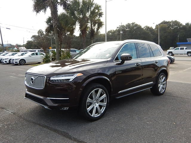 2018 Volvo XC90 T6 AWD Inscription (7 Passenger) SUV YV4A22PL0J1191857