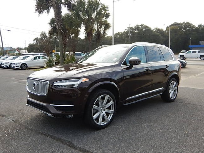 Used 2018 Volvo XC90 T6 AWD Inscription (7 Passenger) SUV YV4A22PL0J1191857 DYNAMIC_PREF_LABEL_AUTO_USED_DETAILS_INVENTORY_DETAIL1_ALTATTRIBUTEAFTER