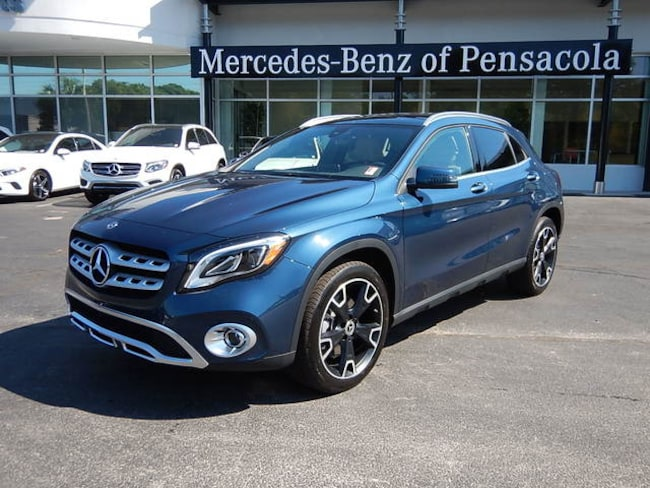 New 2019 Mercedes-Benz GLA 250 For Sale at Mercedes-Benz of