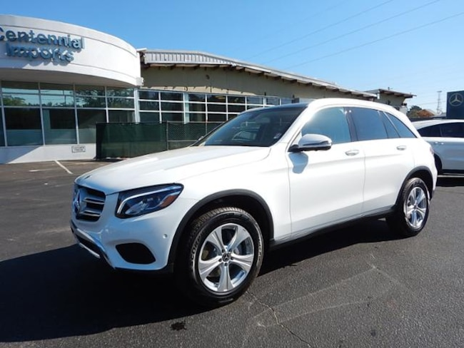2018 Mercedes-Benz GLC 300 SUV