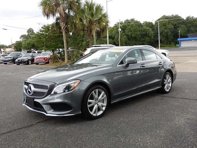 2016 Mercedes-Benz CLS 550 4MATIC Coupe