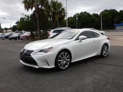 Used 2015 LEXUS RC 350 Base (A8) Coupe JTHHE5BC8F5006910 for Sale in Pensacola FL