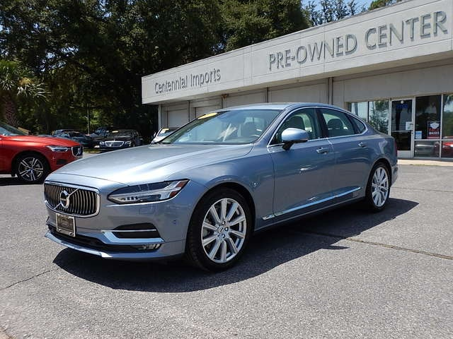 Featured Used 2017 Volvo S90 T6 AWD Inscription Sedan YV1A22ML1H1013435 for sale in Pensacola, FL