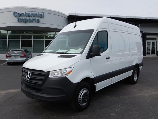 New 2019 Mercedes-Benz Sprinter 3500 For Sale at Mercedes-Benz of