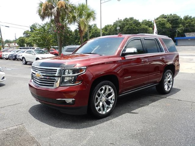 Used 2016 Chevrolet Tahoe For Sale at Mercedes-Benz of