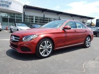 2018 Mercedes-Benz C-Class C 300 Sedan