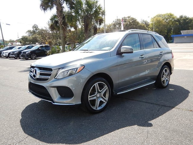 2016 Mercedes-Benz GLE 400 4MATIC SUV