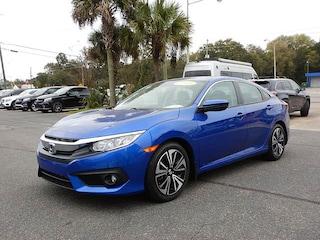 Used 2016 Honda Civic EX-T w/Honda Sensing Sedan 19XFC1F48GE017888 for Sale in Pensacola FL