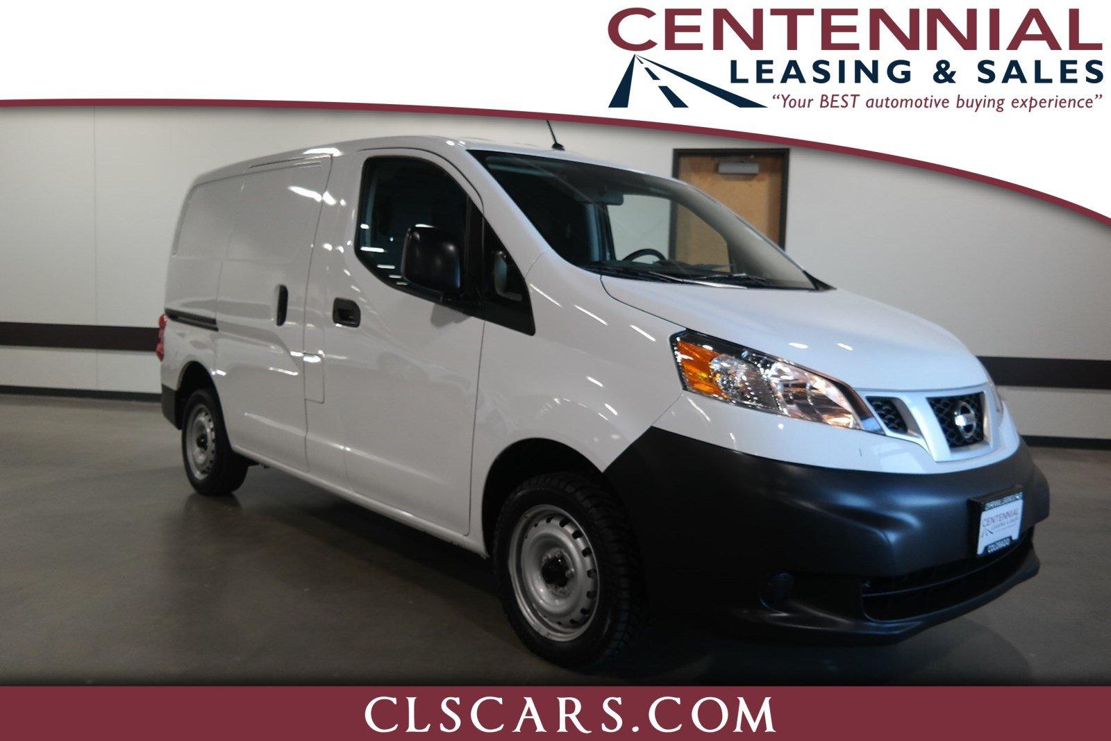 2019 Nissan NV200 Compact Cargo S Van