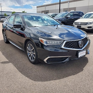 2018 Acura TLX w/Technology Pkg 3.5L SH-AWD w/Technology Pkg