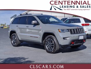 2020 Jeep Grand Cherokee Trailhawk Trailhawk 4x4