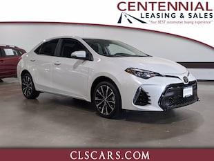 2018 Toyota Corolla XSE XSE CVT