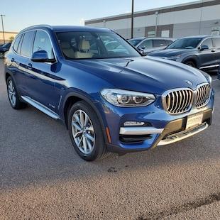 2018 BMW X3 xDrive30i xDrive30i Sports Activity Vehicle