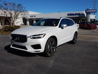 New 2019 Volvo XC60 Hybrid T8 R-Design SUV LYVBR0DM0KB237699 for Sale in Pensacola, FL