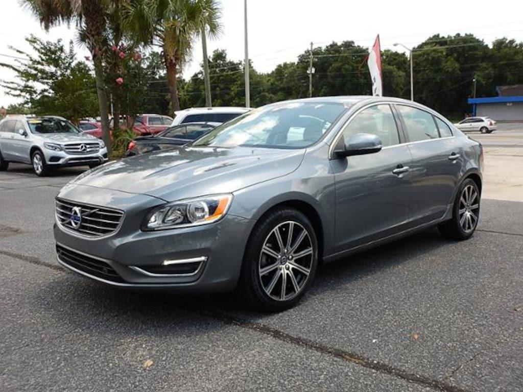 Used 2016 Volvo S60 For Sale   Pensacola FL VIN: LYV402FK6GB109078
