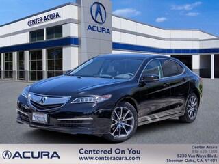 2017 Acura TLX V6 Sedan for sale in los angeles