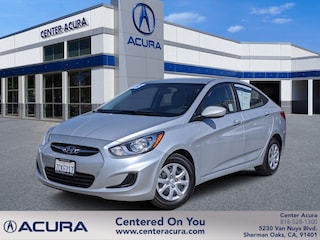 used 2013 Hyundai Accent GLS Sedan for sale in los angeles