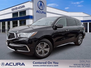 used 2018 Acura MDX SUV for sale in los angeles