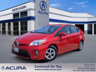 used 2014 Toyota Prius Two Hatchback for sale in los angeles