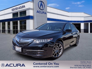 2016 Acura TLX V6 Tech Sedan for sale in los angeles