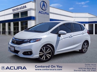 used 2019 Honda Fit EX Hatchback for sale in los angeles