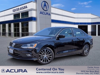 used 2015 Volkswagen Jetta Sedan 1.8T Sport Sedan for sale in los angeles