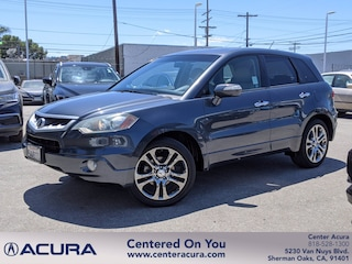 used 2007 Acura RDX Tech Pkg SUV for sale in los angeles