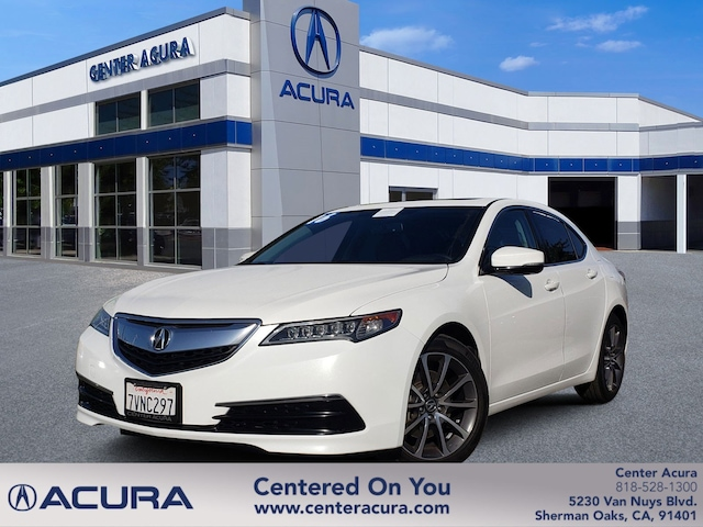 Acura Santa Monica >> 2016 Acura Tlx V6 Serving Van Nuys Calabasas Thousand Oaks