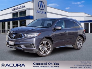 used 2017 Acura MDX w/Advance Pkg SUV for sale in los angeles
