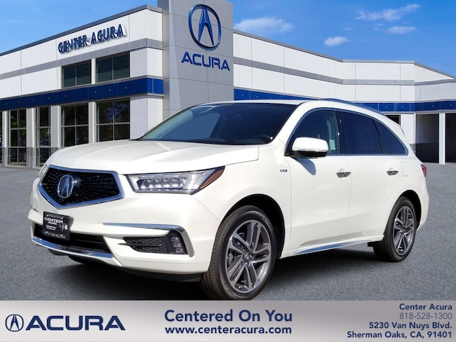 2019 Acura MDX Sport Hybrid SH-AWD with Advance Package SUV