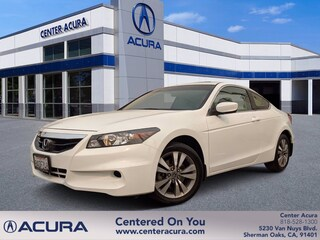 used 2012 Honda Accord Cpe EX-L Coupe for sale in los angeles