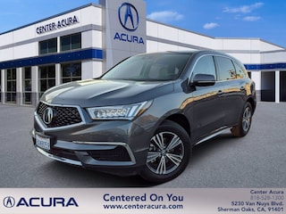 used 2017 Acura MDX SUV for sale in los angeles