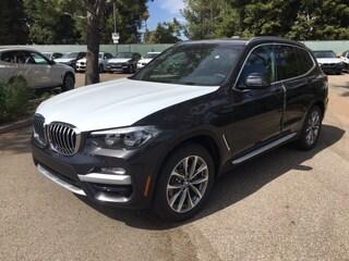 New 2019 BMW X3 sDrive30i SAV for sale near los angeles