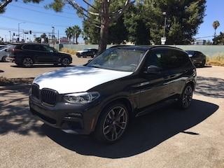 New 2021 BMW X3 M40i SAV for sale near los angeles