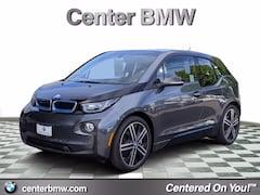 certified pre owned 2017 BMW i3 with Range Extender 94 Ah Hatchback on Van Nuys Blvd
