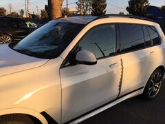 2021 BMW X7 M50i SUV for sale in los angeles