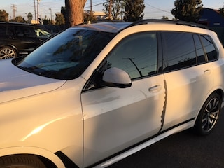 New 2021 BMW X7 M50i SUV for sale in los angeles