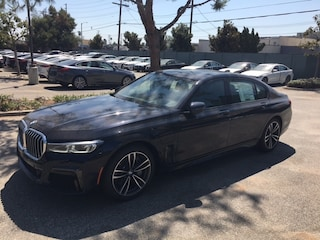 New 2020 BMW 745e xDrive iPerformance Sedan for sale in los angeles