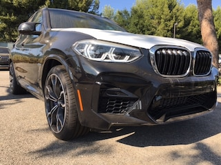 New 2020 BMW X3 M SAV for sale in los angeles
