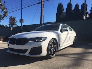 New 2021 BMW 540i Sedan for sale in los angeles