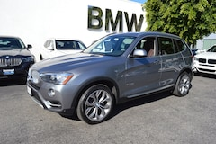 Used 2016 BMW X3 sDrive28i SAV near north hollywood