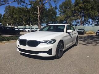 New 2021 BMW 530i Sedan for sale near los angeles