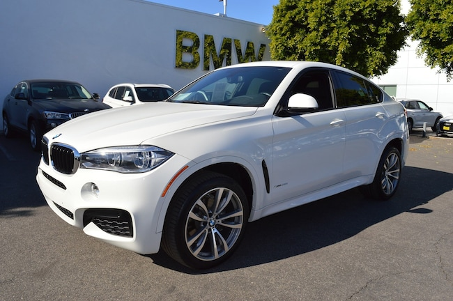 2016 BMW X6 xDrive35i Sports Activity Coupe
