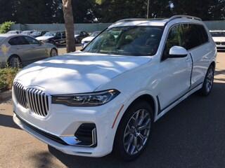 New 2019 BMW X7 xDrive40i SUV for sale near los angeles