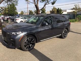 New 2021 BMW X7 xDrive40i SAV for sale in los angeles