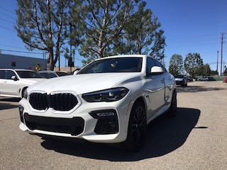 New 2021 BMW X6 sDrive40i Sports Activity Coupe for sale in los angeles