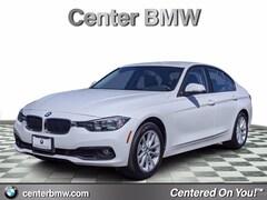 certified pre owned 2017 BMW 320i Sedan on Van Nuys Blvd