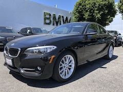 certified pre owned 2016 BMW 228i xDrive Coupe on Van Nuys Blvd